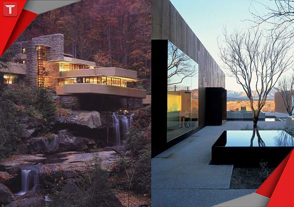 مدرن و معاصر دو واژهای که اغلب در متن کنار هم استفاده میشوند ولی در معماری یکسان نیستد و اصطلاحات و ویژگیهای جداگانه و مختص به خود را دارند. معماری مدرن به اوایل عصر ماشینی و قرن بیستم برمیگردد. زمانی که نبود تزئین و زینت، اسکلتهای بتنی یا فلزی، سطوح وسیعی از شیشه، نمای ساختمان از گچکاری سفید یا هر ظاهر مینیمال دیگر و طراحی پلانهای سرگشاده در طراحیها دیده میشد اما معاصر به سبکی از معماری گفته میشود که در لحظه خلق میشود. معماری که گذشته خود را زیرپا گذاشته و مربوط به زمان خود است و هیشه درحال رشد و نوآوری است.