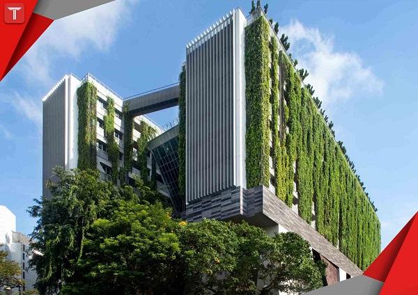 معماری پایدار | طرح تو طرح