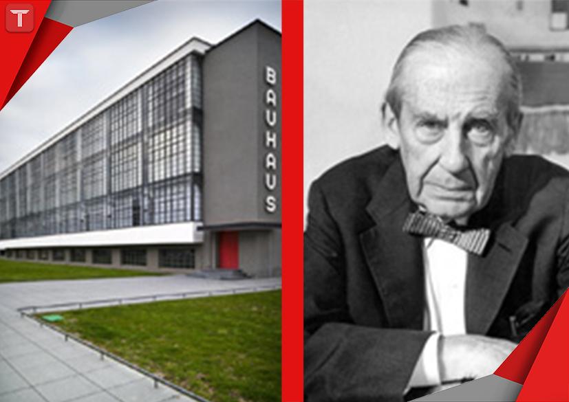 طرح تو طرح|معماری|طراحی|والتر گرپیوس