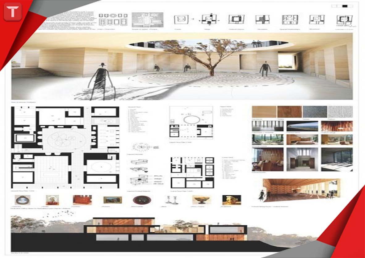 نور در معماری | طرح تو طرح