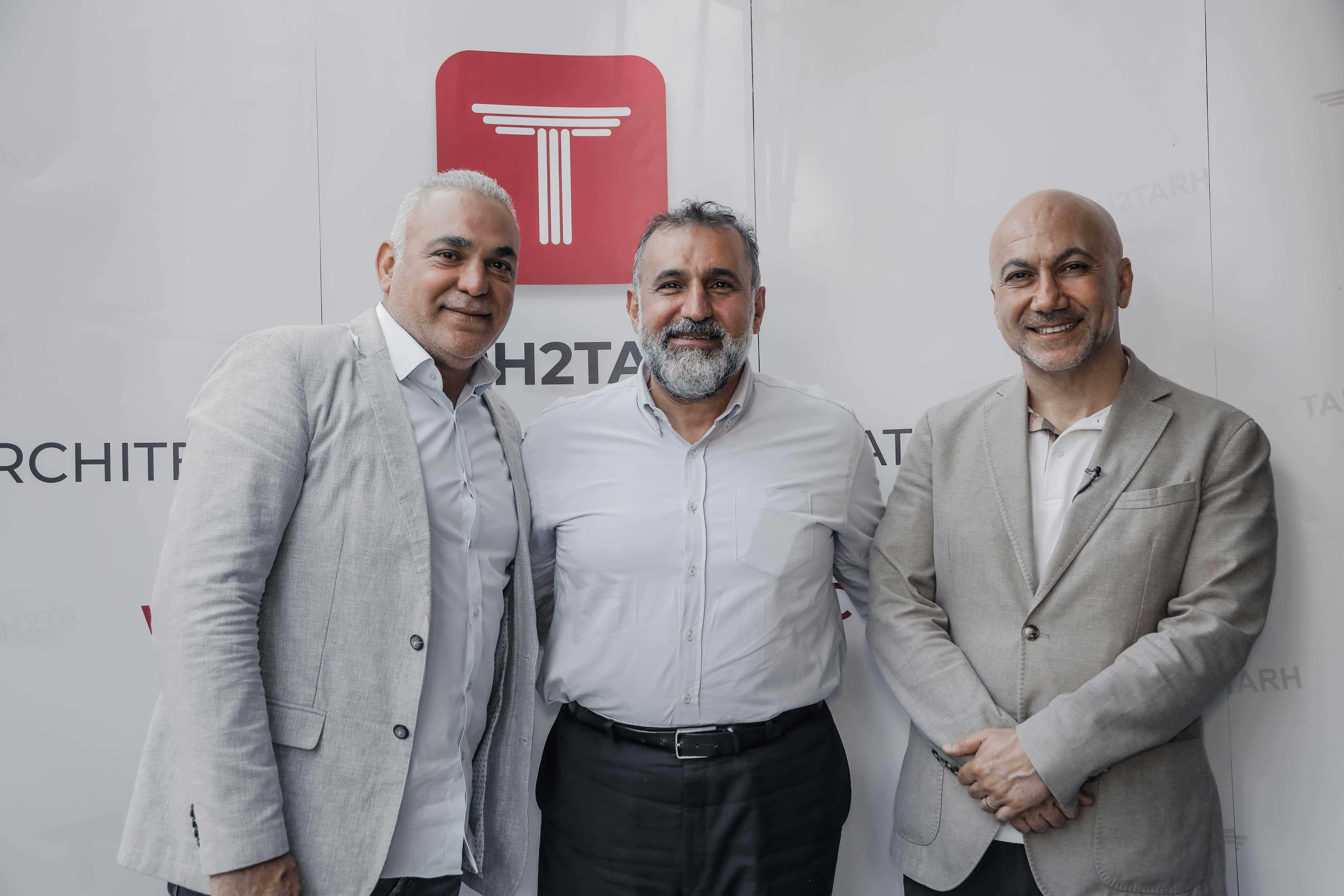 مصاحبه با مهندس بیژن نصیری و مهندس کوروش فتحی - مشاورین کارفرما محترم مسابقه خانه خوب