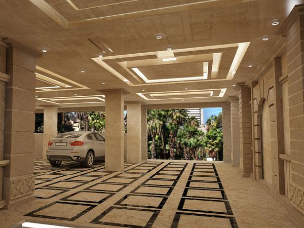 ضوابط طراحی پارکینگ در پروژه های مسکونی و اداری تجاری تهران