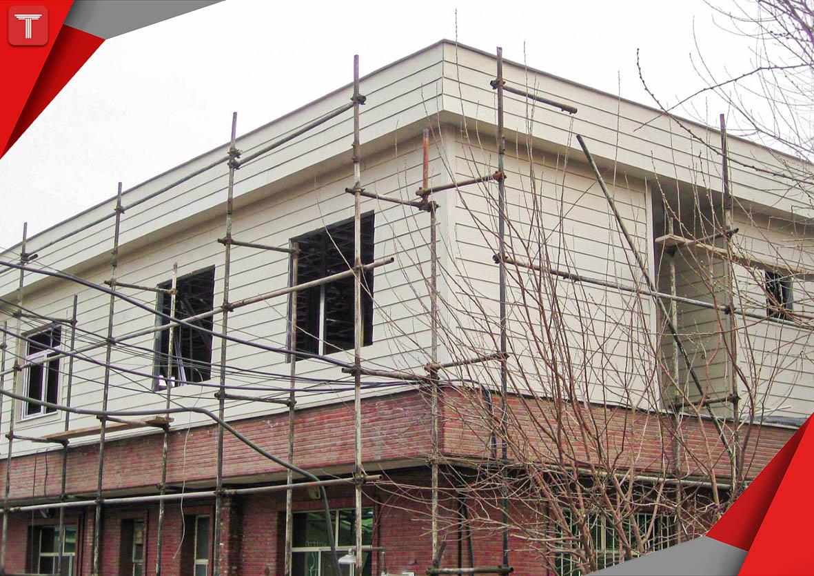 مجوز ساخت طبقات