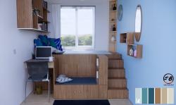 اتاق کوچک