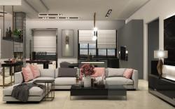طراحی داخلی ویلا به سبک مدرن