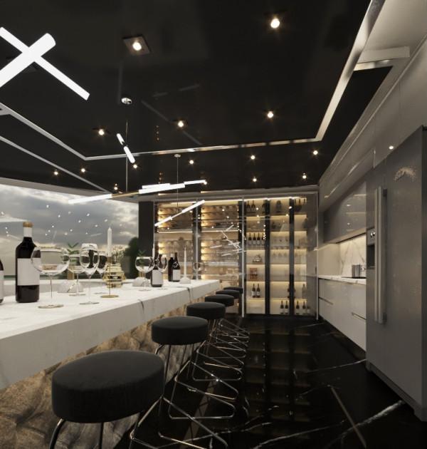 شرکت در مسابقه طراحی ویلا هیربد